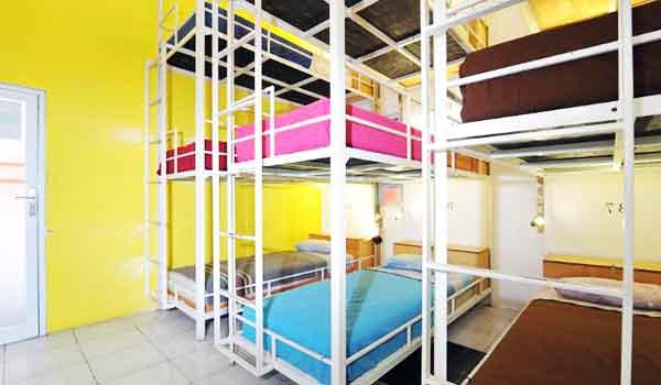 bedbunkers hostel bali