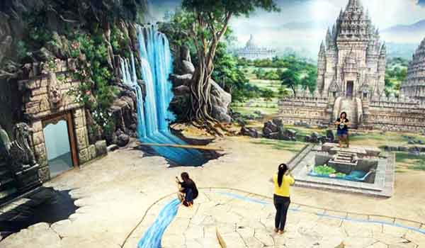 dream museum zone bali