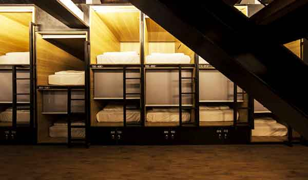 hostel murah di bali