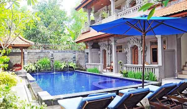hotel puri dewa bharata bali