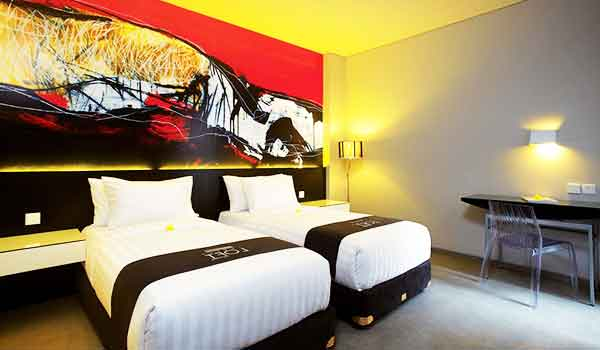 loft legian hotel bali