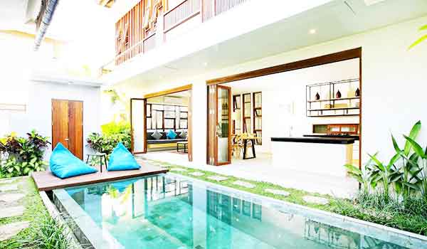 the royal bali villas canggu