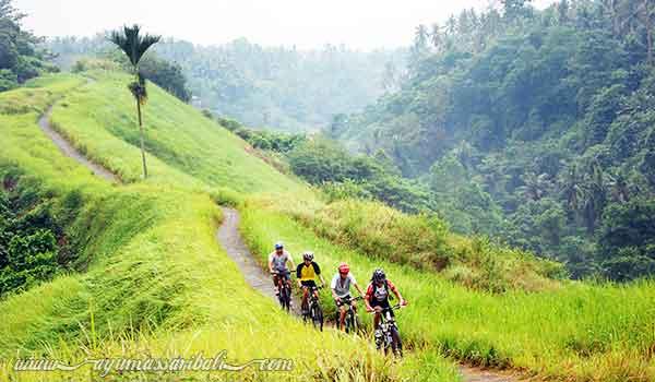 Aktivitas Wisata Alam di Bali