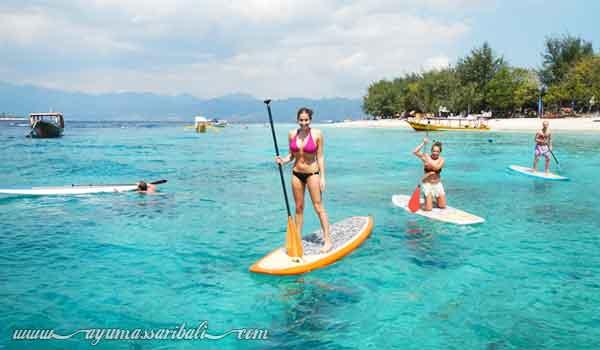 pulau gili trawangan lombok