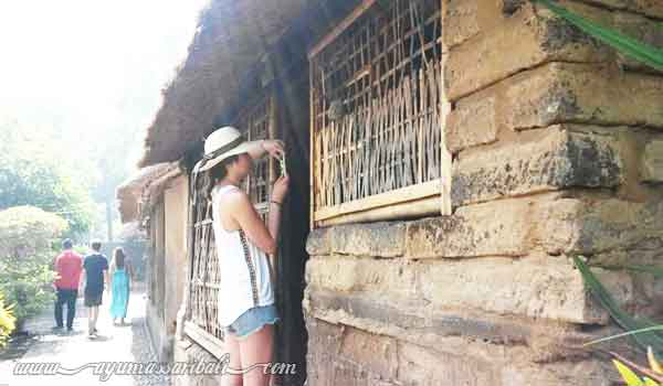 rumah tradisional bali batuan sukawati
