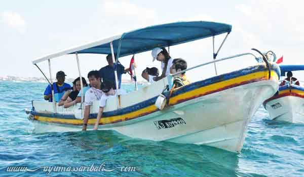 Tips Naik Speed Boat