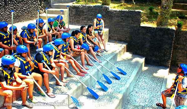 Tips Rafting Untuk Pemula